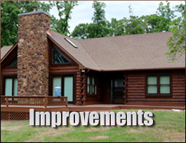 Log Home Improvement  Summit County, Ohio